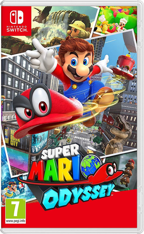 Super Mario Odyssey voor Nintendo Switch voor €42,17