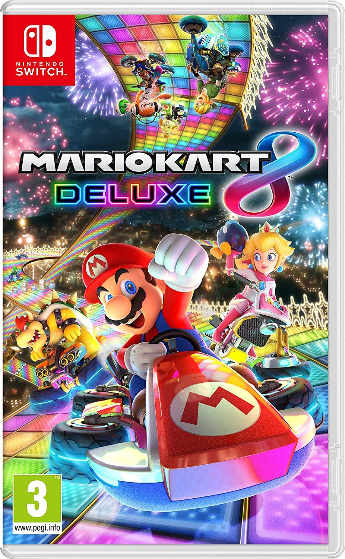 Mario Kart 8 Deluxe voor Nintendo Switch voor €42,44