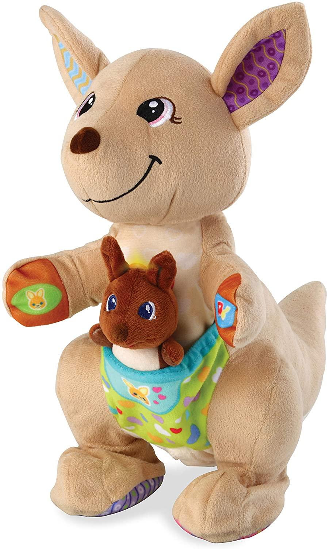 VTech Baby Spring & Speel Kangoeroe – Interactieve Knuffel voor €27,99