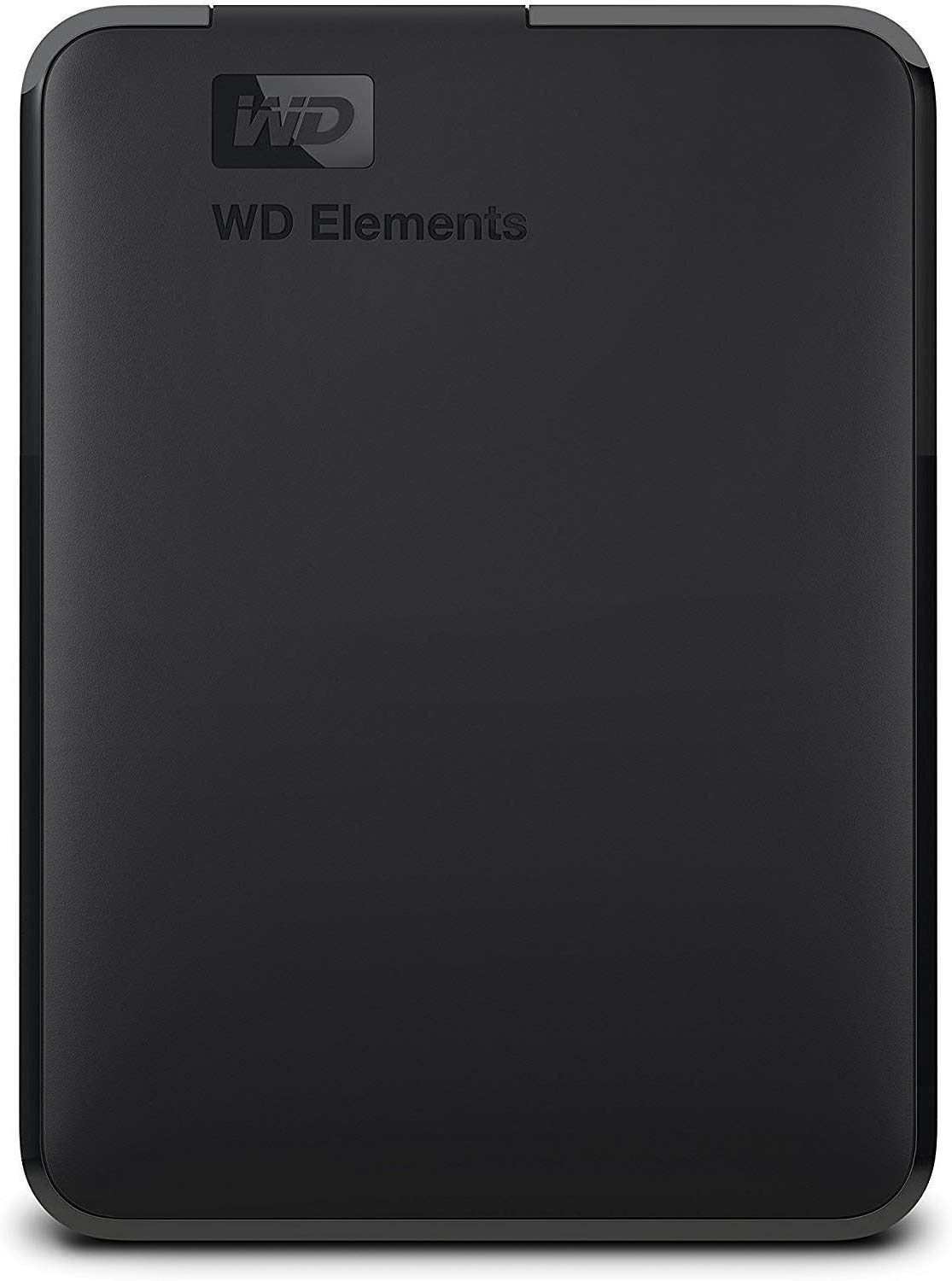 WD Elements Portable 2 TB voor €49,99