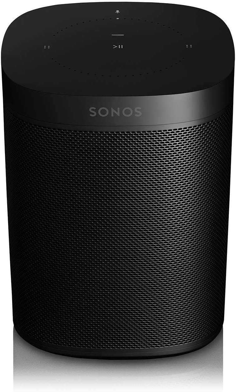 Sonos ONE Smart speaker Zwart voor €149,99