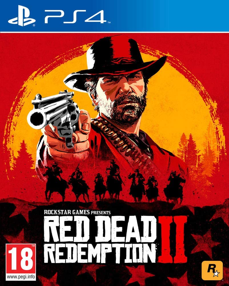 Red Dead Redemption 2 voor Playstation 4 voor €24,99
