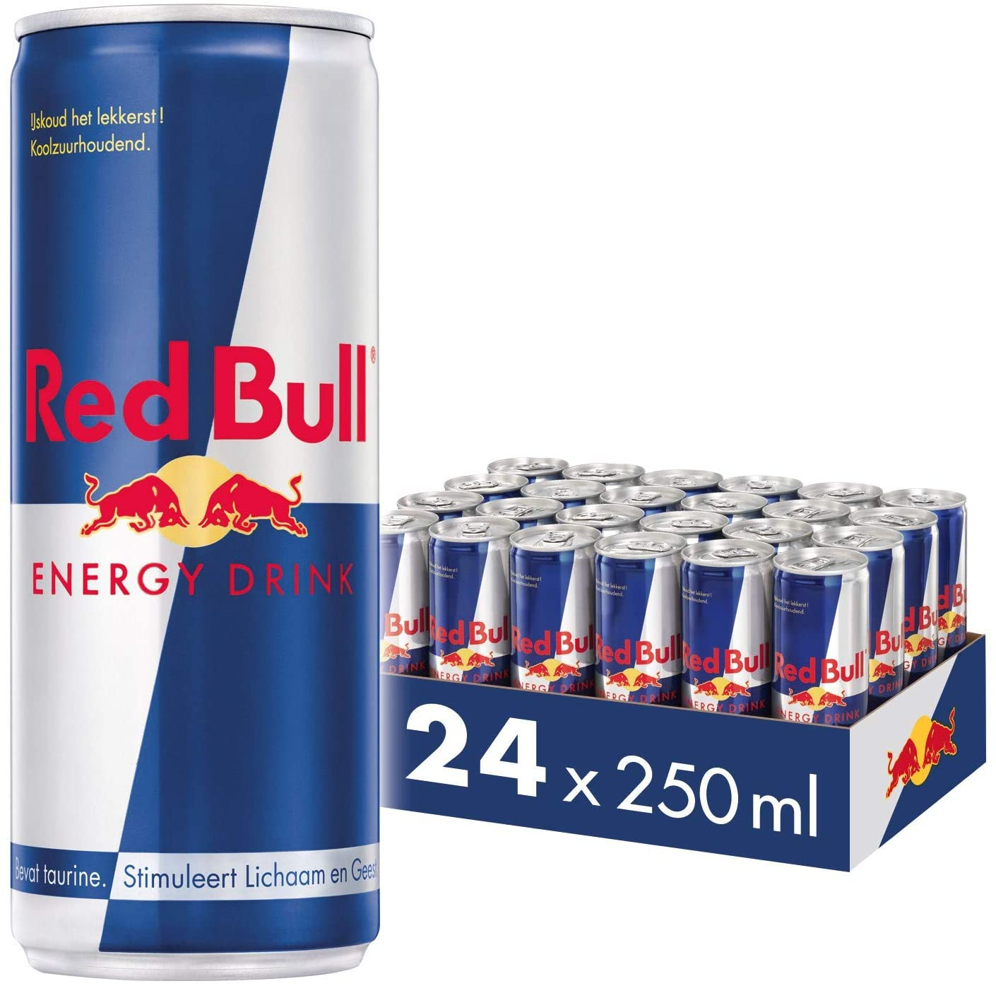 Red Bull Energy Drink, 250ML (24-pack) voor €21,83