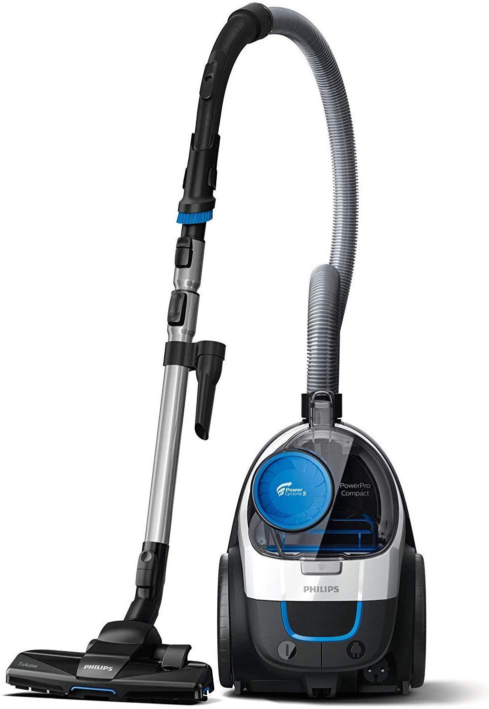 Philips PowerPro Compact FC9332/09 – Stofzuiger zonder zak voor €62,55