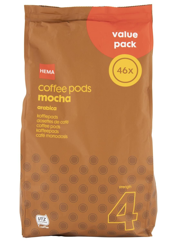 Alle koffiepads 2 voor €4,- bij HEMA