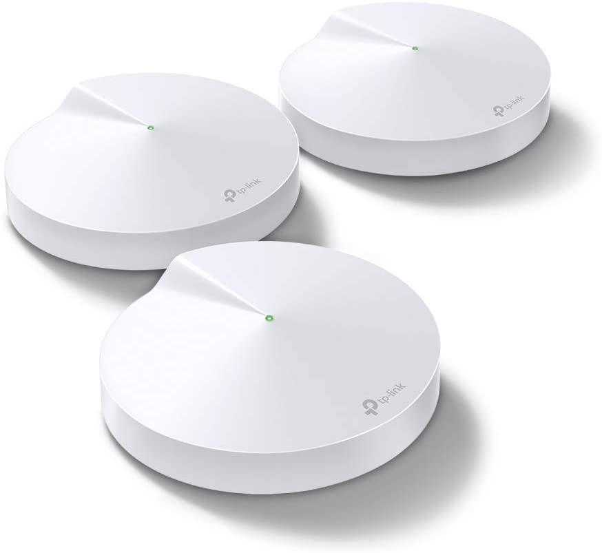 TP-Link Deco P7 – Multiroom Wifi Systeem – Triple Pack voor €199