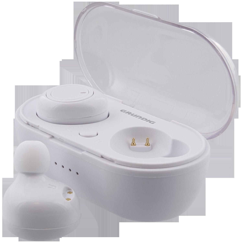 Grundig draadloze oortelefoon / Wireless Earbuds voor €9,95