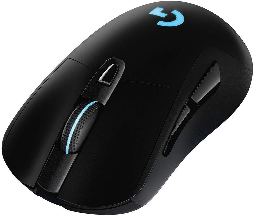 Logitech G703 Hero – Draadloze muis voor €59