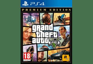 GTA V Premium Edition voor Playstation 4 voor €14,99