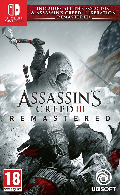 Nintendo Switch Assassin's Creed III Remastered voor €18,49