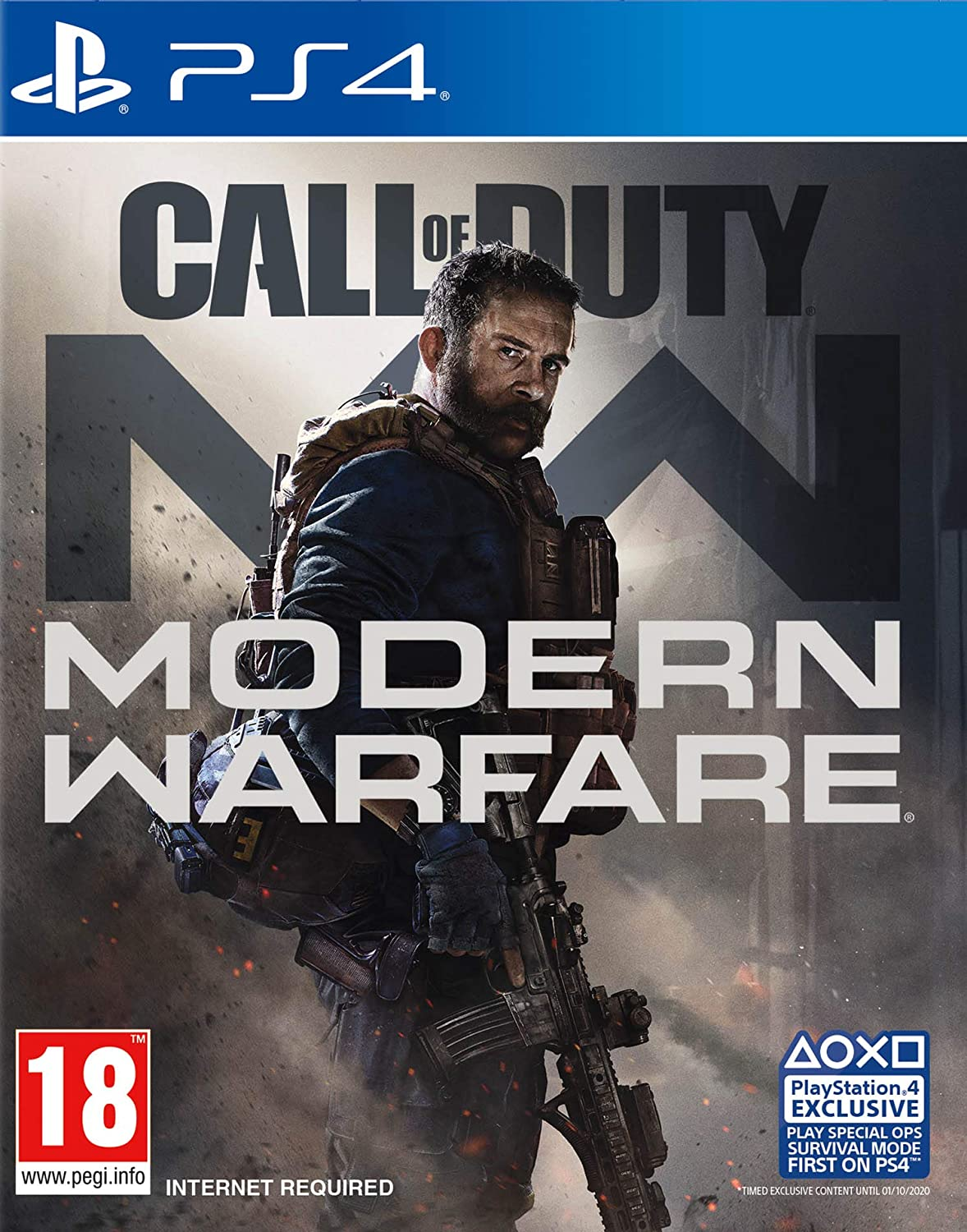 Call of Duty: Modern Warfare voor PS4 voor €39,99