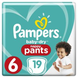 2+2 Gratis op alle Pampers luiers en Pampers artikelen