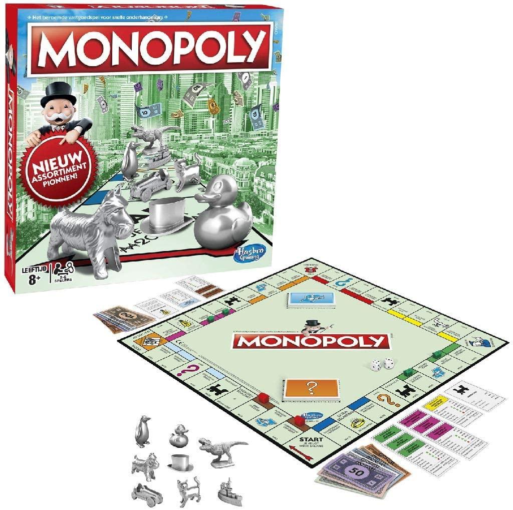 Monopoly Classic – Nederlandse Edite voor €16,99