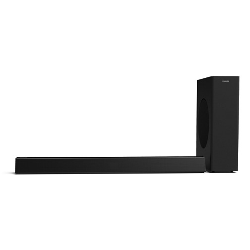 Philips HTL3310 – Soundbar met draadloze subwoofer – Zwart voor €149