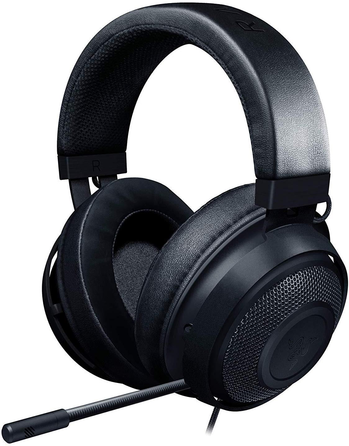 Razer Kraken Gaming Headset (Zwart) voor €44