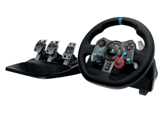 Logitech G29 Driving Force Racestuur + pedalen – Playstation & PC voor €172