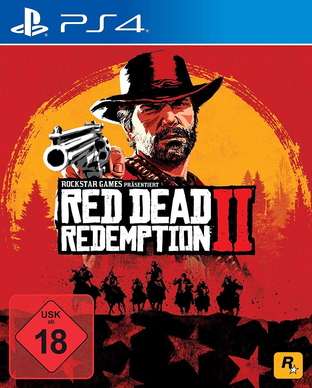 Red Dead Redemption 2 voor Playstation 4 (PS4) voor €19,99