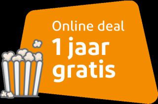 1 jaar gratis bij Zakelijk Internet + TV Start of Complete