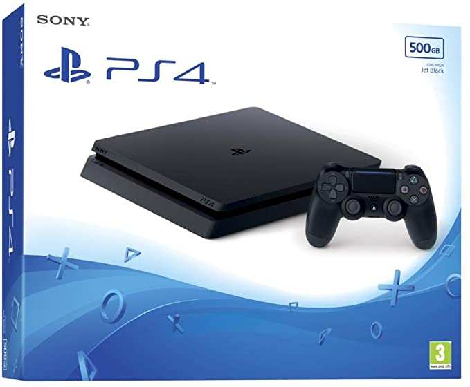 PlayStation 4 Slim (500GB) (PS4) voor €199