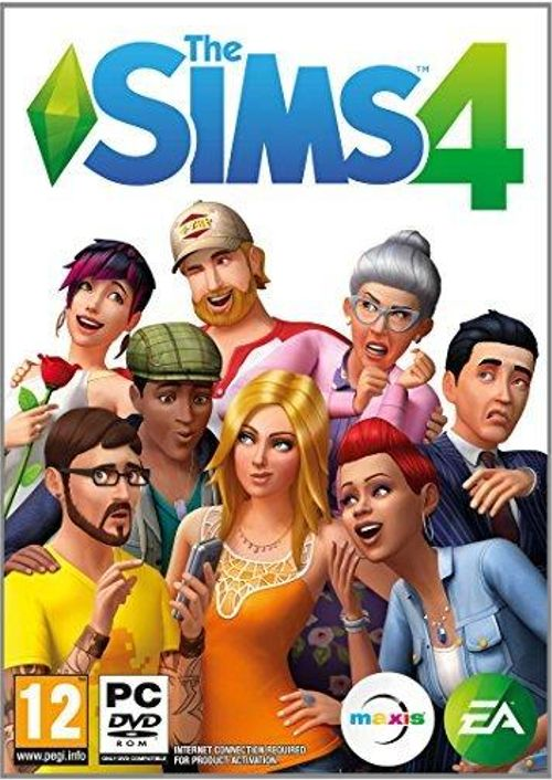 The Sims 4 – Standard Edition PC/Mac voor €5,69