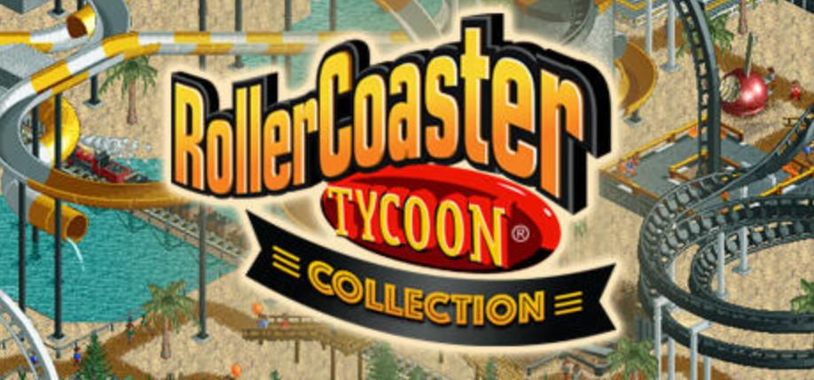RollerCoaster Tycoon Collection voor €10,12