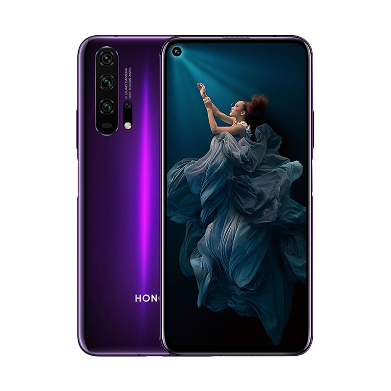 Honor 20 Pro + Honor Band 5 + Honor Magic Watch voor €408