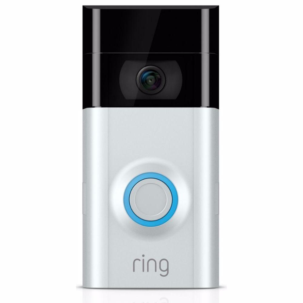 RING Video Deurbel 2 (Laagst prijs OOIT!) voor €99,-