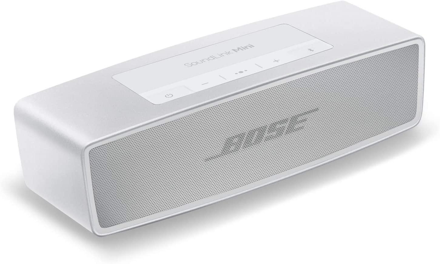 Bose SoundLink Mini II Special Edition Zilver voor €109,99