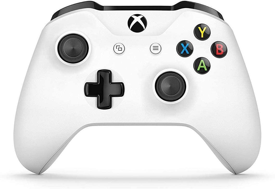 Xbox One S Draadloze Controller – Wit voor €44,99