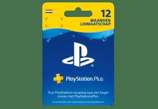 12 maanden Playstation Plus voor maar €41,99