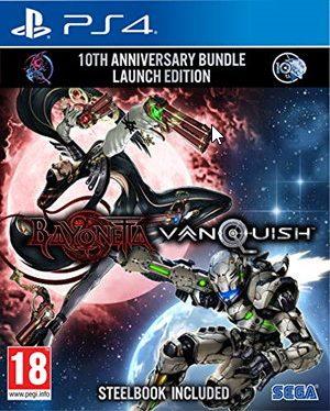 Bayonetta & Vanquish 10th Anniversary Bundle (PS4) – Steel Book voor €17,99