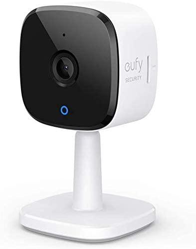 Eufy Security Indoor Cam 2K plug-in bewakingscamera voor binnen voor €33,99