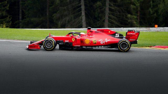 Kijk GRATIS naar de Grand Prix van België
