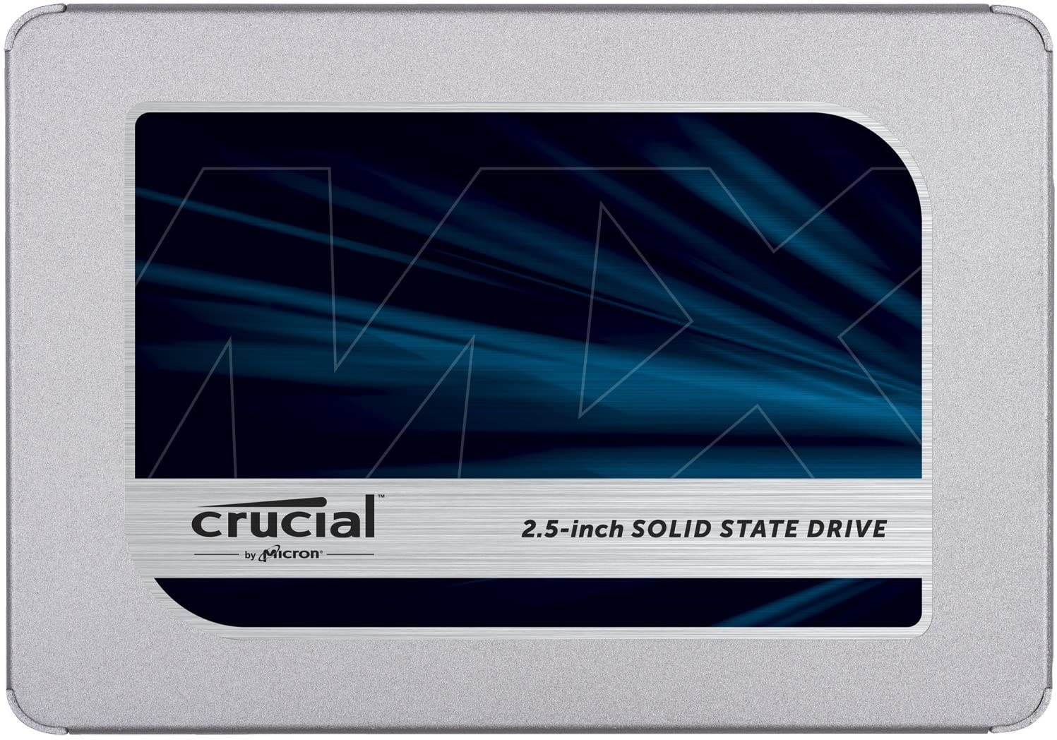 Crucial MX500 SSD, 1TB, 2.5″ voor €98,64