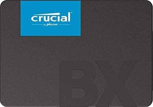 Crucial BX500 480GB – 2.5i SATA III SSD voor €43,45