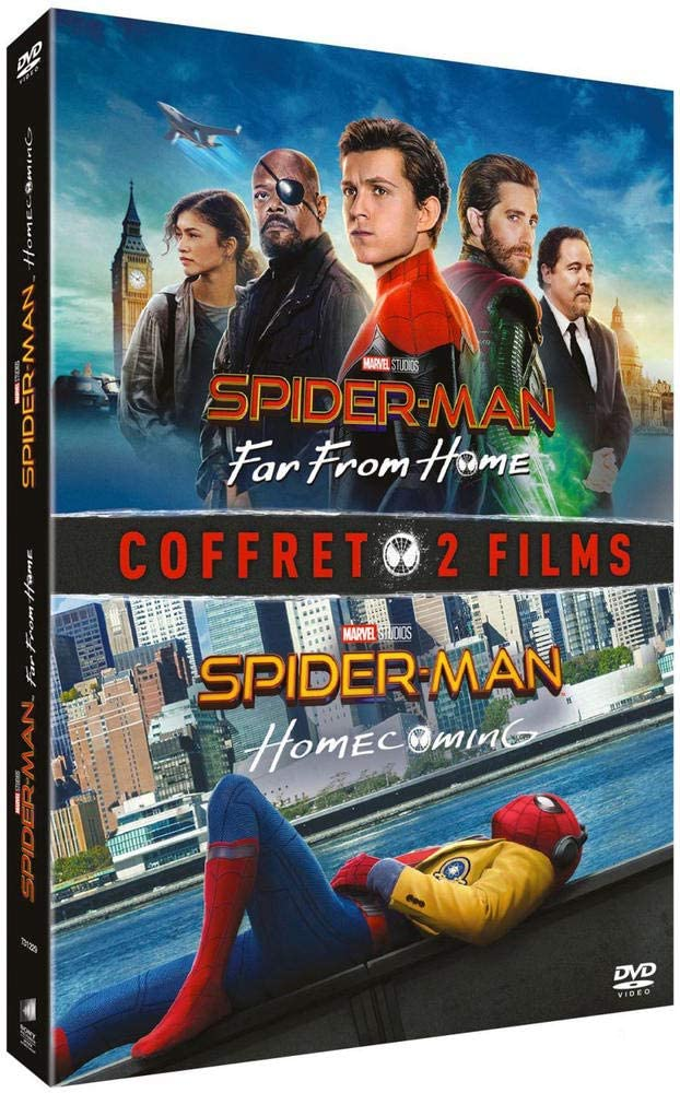 Spider-Man Homecoming + Far from Home voor €5,77