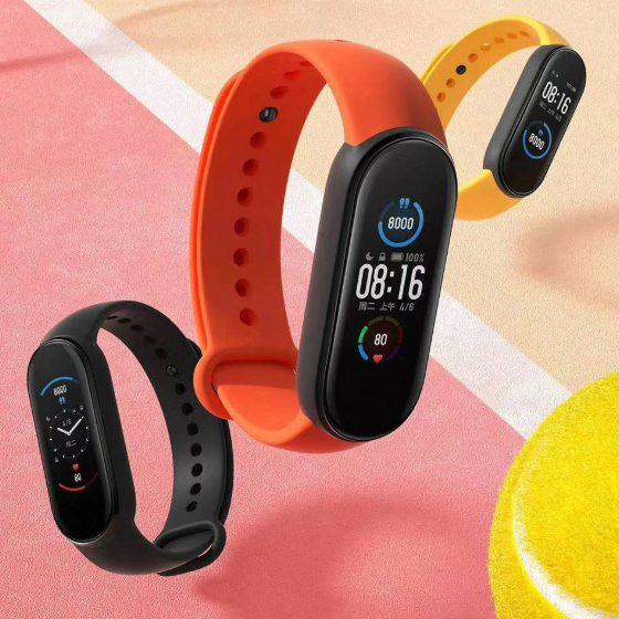 Xiaomi Mi Band 5 – Slimme fitness armband voor €20,74 door kortingscode