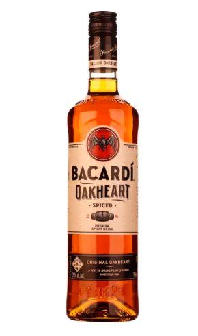 Bacardi Oakheart Spiced 70cl voor €9,99