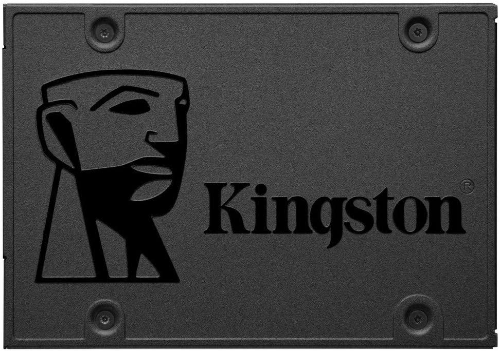Kingston A400 1,9TB SATA 2.5″ 7mm voor €156,36
