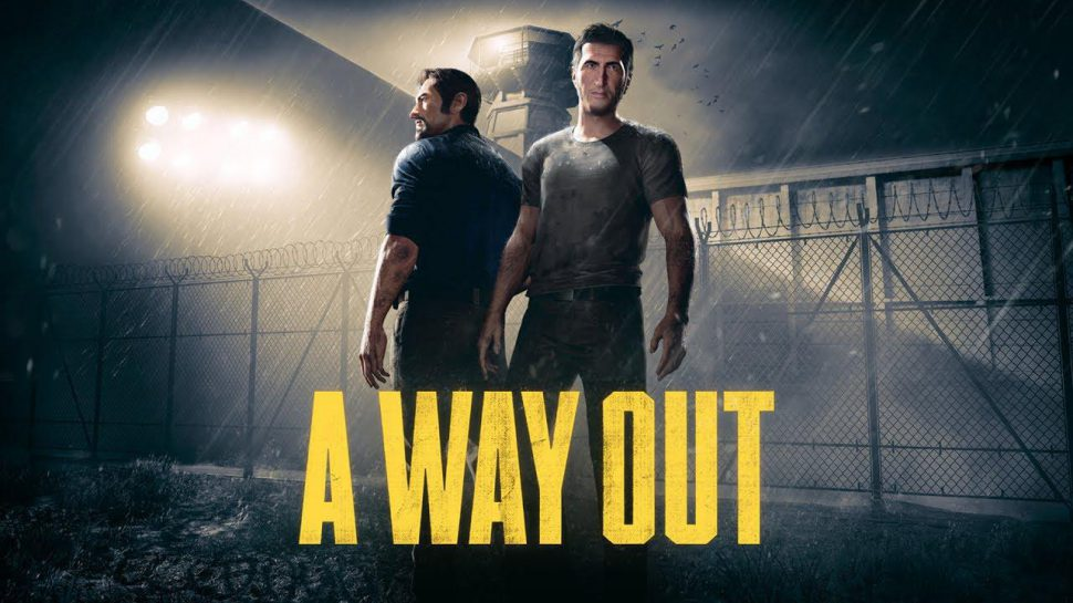 A Way Out (PC Game) voor €2,39