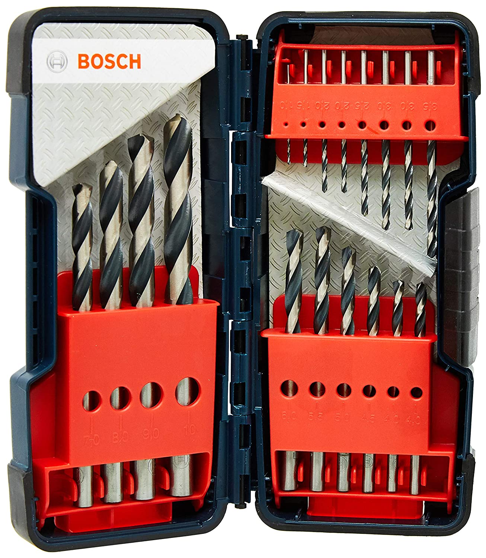 Bosch HSS PointTeQ ToughBox Set 18-dlg. voor €8,99
