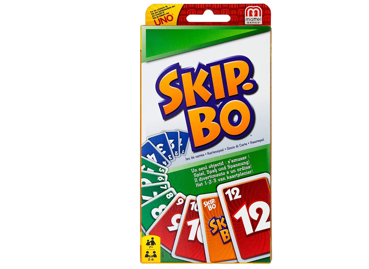 Skip-Bo Kaartspel voor €9,90