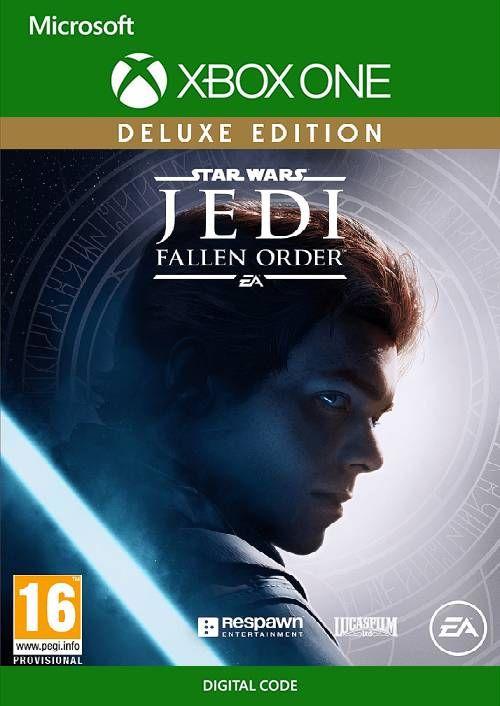 Star Wars Jedi: Fallen Order Deluxe voor €20,19