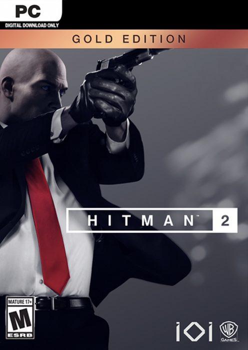 Hitman 2 Gold Edition voor €11,19