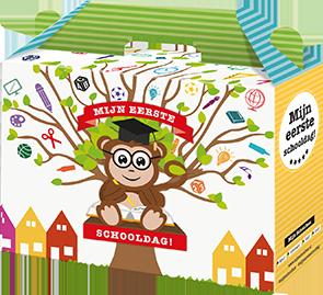 Gratis Groep 1 Schoolbox met cadeautjes bij Top1Toys