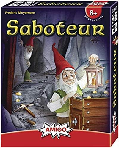 Saboteur Kaartspel (Duitse doos) voor €6,39