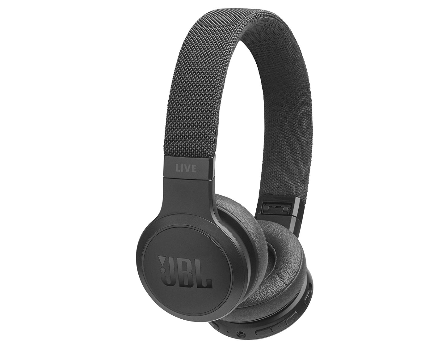 JBL LIVE 400BT Bluetooth on-ear koptelefoon voor €40,12