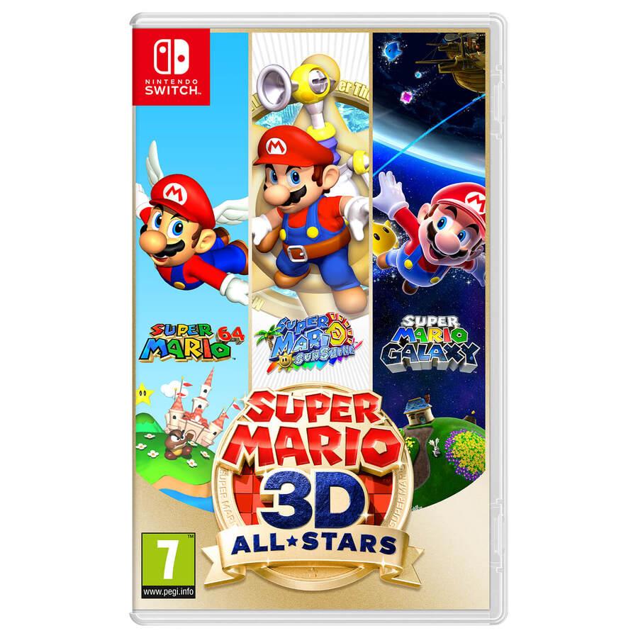 Super Mario 3D All Stars Nintendo Switch preorder voor €42,49