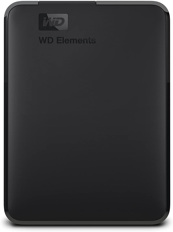 WD externe harde schijf 5TB zwart voor €100,67