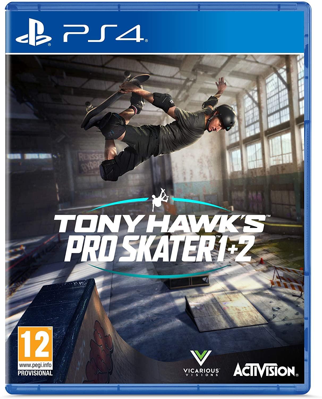 PS4 Tony Hawk's Pro Skater 1+2 voor €38,88